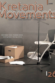 Predstavljanje časopisa KRETANJA/MOVEMENTS 26