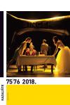 Theatre magazine KAZALIŠTE 75/76