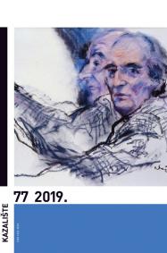 Theatre magazine KAZALIŠTE 77