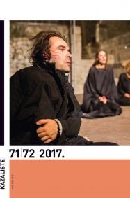 Theatre magazine KAZALIŠTE 71/72
