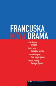 Predstavljanje knjige FRANCUSKA NOVA DRAMA u Splitu