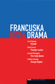 Predstavljanje knjige FRANCUSKA NOVA DRAMA